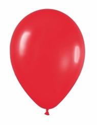 Balloner 24 stk. røde 25 cm