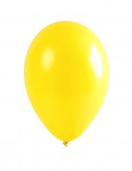 12 gule balloner 28 cm