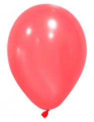 12 røde balloner 28 cm