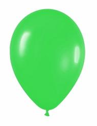 Balloner 12 stk grøn