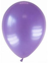 Balloner metallisk violet 28 cm