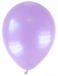 Balloner metallisk lavendel 28 cm