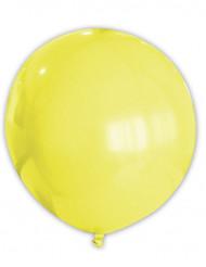 Ballon gul 80 cm