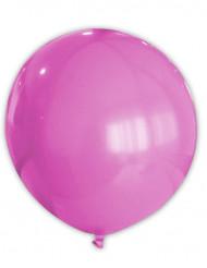 Blålilla ballon 80 cm