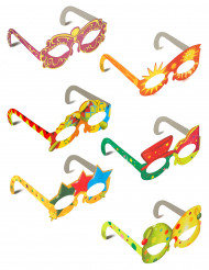 6 festbriller