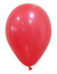 100 Røde balloner 27cm