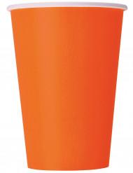 10 papkrus orange Halloween