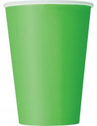 10 Papkrus limegrøn