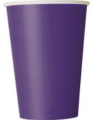 Papkrus 10 stk. lilla