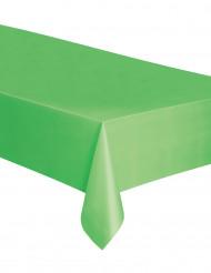 Grøn plastikdug