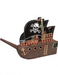 Pinata pirat skib med dødningehoved