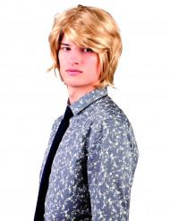 Blond kort paryk voksne