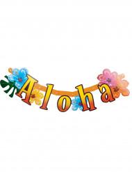 Banner sammenhængende Aloha Hawaii