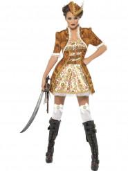 Kostume pirat sexet Steampunk til kvinder