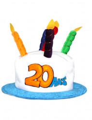 20 års hat