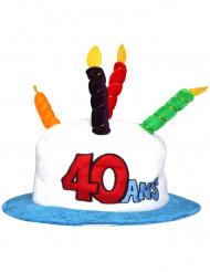 Hat 40 års til voksne