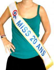 Miss 20 år tørklæde