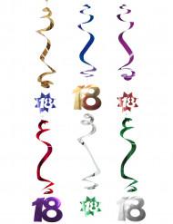 6 Spiral ophæng 18 år