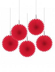 Røde rosetter