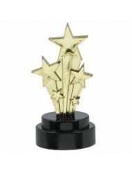6 Hollywood Stjerneskud statuetter 7,5 cm