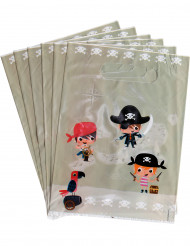 6 Slikposer pirat