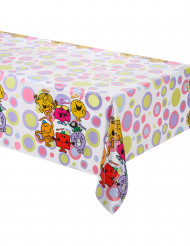 Plastik borddug Hr Mand og lille frøken™