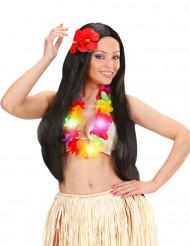 Halskrans multifarvet lysende Hawaii