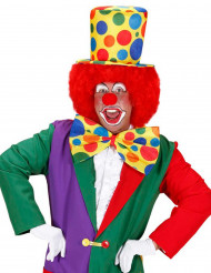 Klovnehat model høj hat voksne