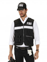 Udklædning FBI-agent voksen