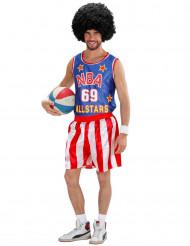NBA basketballspiller kostume voksen