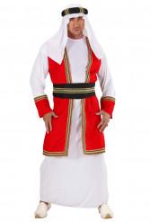 Kostume prins arabisk til voksne