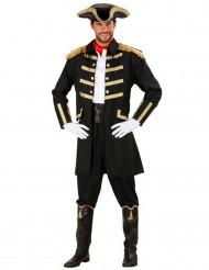 Sexet kaptajn-kostume voksen