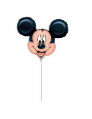 Ballon aluminium lille ansigt Mickey Mouse™