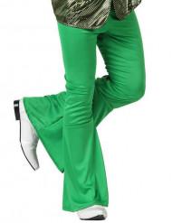 Grønne disko-bukser mand