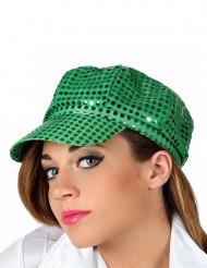 Grøn discokasket voksne