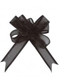 5 stk sorte minisløjfer