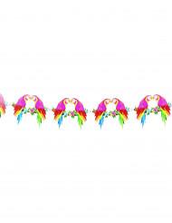 Guirlande papegøje