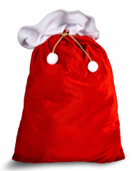 Rød julemandssæk