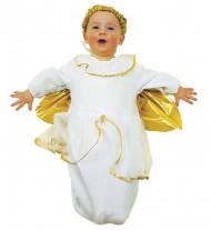 Babyengel - Englekostume til babyer