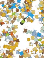 Pose med konfetti i flere farver 100 g