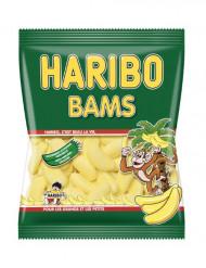 Haribo slik 120 gr - Banan