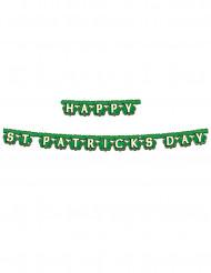Grøn guirlande Happy St Patrick