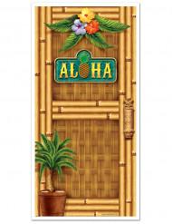 Dørdekoration Hawaii 76,2 cm x 1,52 m