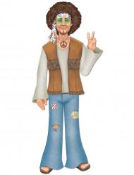 Kæmpe hippie figur