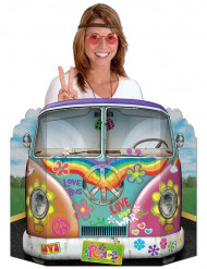 Hippiebus - Festdekoration