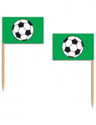Snackpinde fodboldt