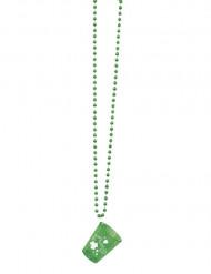Halskæder med shotglas Saint Patrick