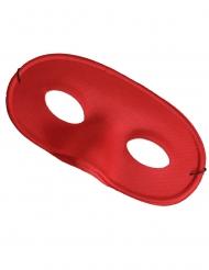 Rød halvmaske børn