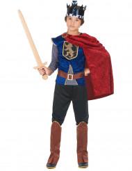 Kostume middelalderkonge til drenge