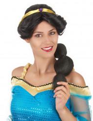 Orientalsk prinsesseparyk dame